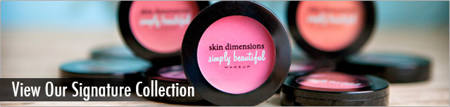 View Our Signature Skin Dimensions, SB Product Lines